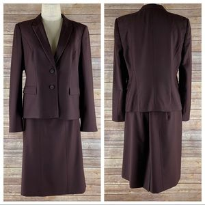 Hugo Boss Jilina Blazer Visila Skirt Suit Set